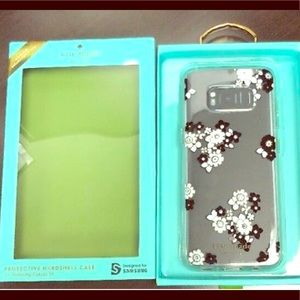 Kate Spade Floral Burst Case - Samsung Galaxy S8+